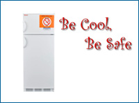 FLAMMABLE STORAGE REFRIGERATORS AND FREEZERS